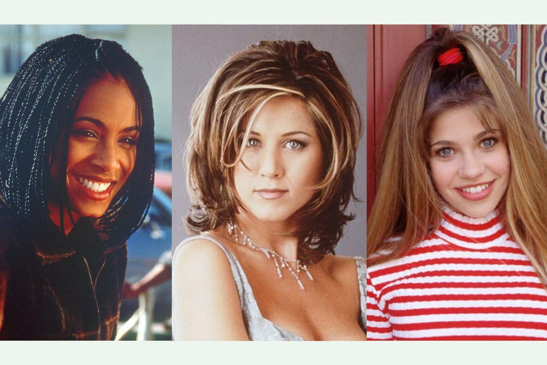 Модные причёски из 90-х, которые снова в тренде