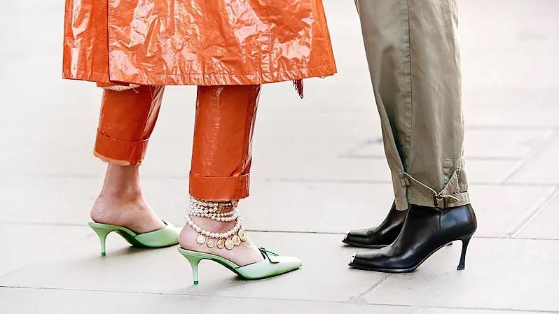 ТОП-10 Модной Женской Обуви в 2020 году
